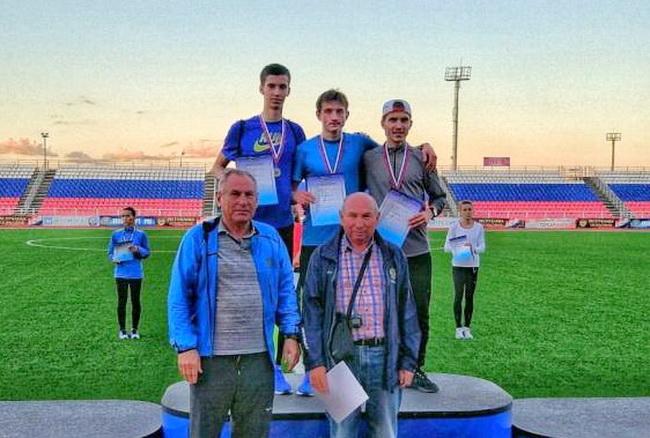 Брянские легкоатлетки завоевали полный комплект наград напервенстве Российской Федерации