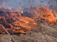 Пожароопасный сезон 2018