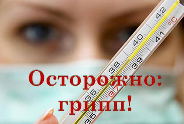 Осторожно - грипп!